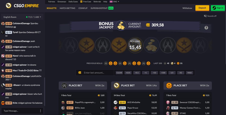 Best csgo trading sites bot